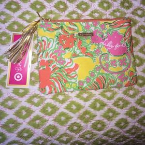 Lilly Pulitzer For Target Makeup Bag