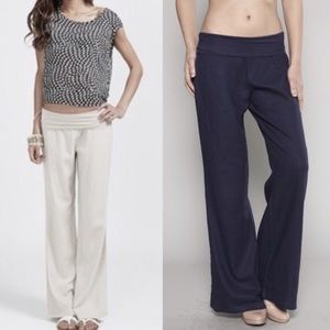 1 HR SALEThe CHENG casual pant - NAVY