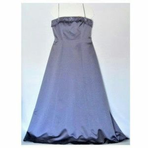 Gown Periwinkle by Lee Mori size Large
