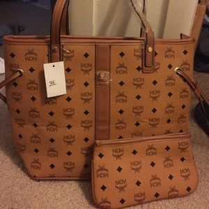 baby pink prada bag - 60% off MCM Handbags - Replica mcm tote and Wallet from Britney's ...