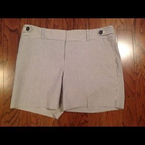 Ann Taylor Other - 🚫SOLD🚫 Ann Taylor Seersucker shorts