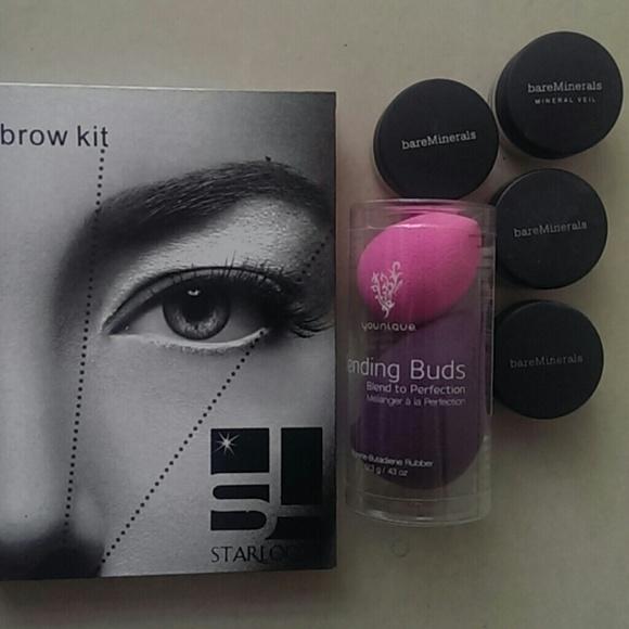 Bareminerals Makeup Bundle Younique Starlooks Bare Minerals Poshmark