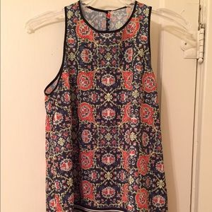 Clover canyon sleeveless top
