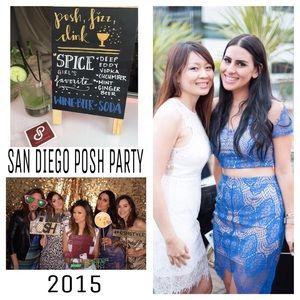 Posh Party: San Diego, CA 2015