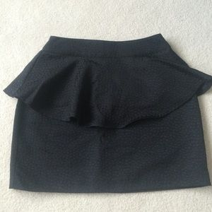 Black skirt urban outfitters