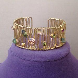 Elegant and full of details bracelet