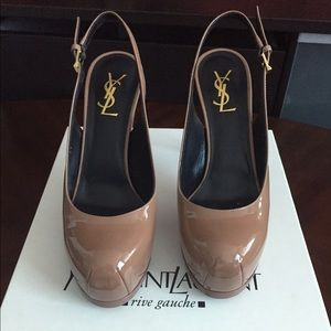 Yves Saint Laurent Shoes - Yves Saint Laurent