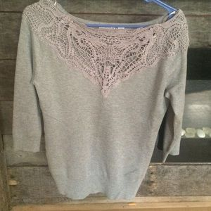 Forever 21 Tops - 3/4 Sleeve lightweight sweater