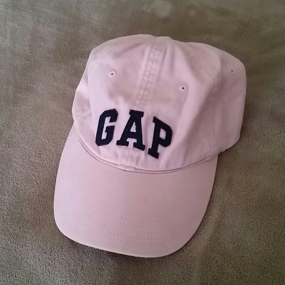 gap accessories pink cap red baseball toddler baby