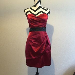 Love tease Dresses & Skirts - Ruby red dress