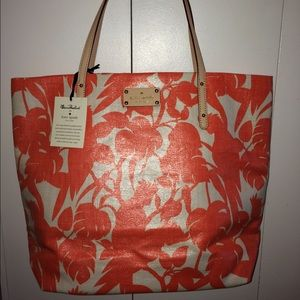 BRAND NEW Florence Broadhurst for Kate Spade tote