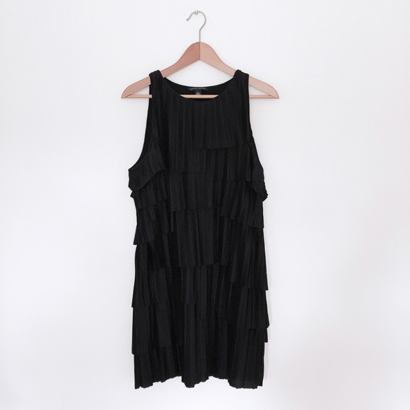 d209600814d Banana Republic Dresses   Skirts - Banana Republic Tiered Pleated Flapper  Dress