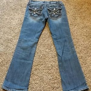 Miss me jeans size 28 bootcut