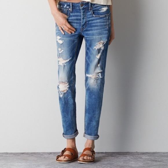 fe330d4612 American Eagle Outfitters Jeans | Ae Tomgirl | Poshmark