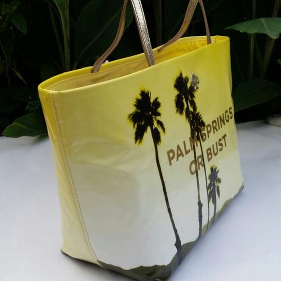 kate spade Bags - Kate Spade Palm Springs Or Bust Tote Bag Purse