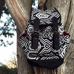 Stone Mountain Handbags - Aztec Wanderer Pack