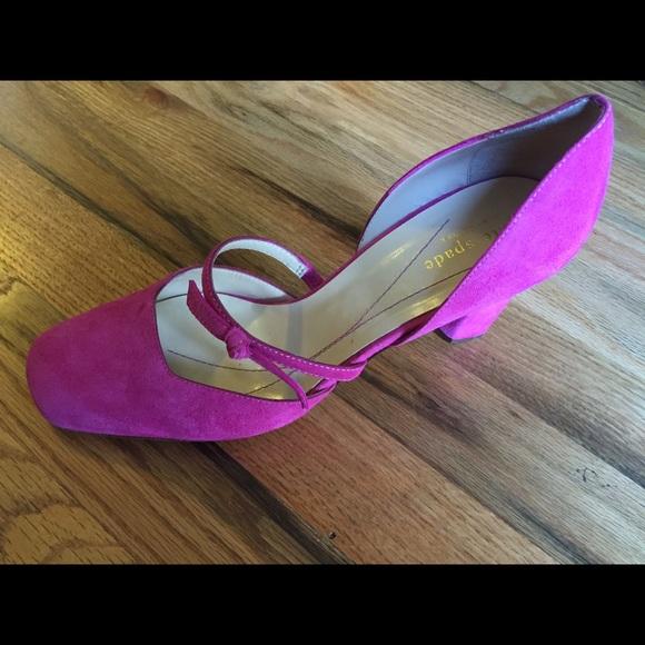 80 kate spade shoes sale kate spade pink suede