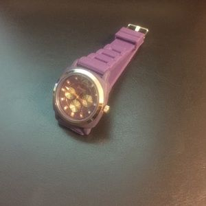 Jewelry - Watch - Purple
