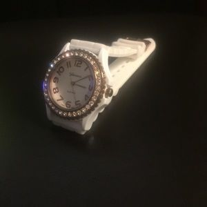Jewelry - Watch - White