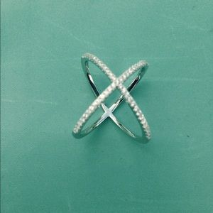 Jewelry - The infamous X Ring
