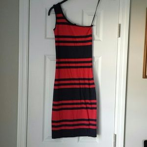 French Connection body con dress