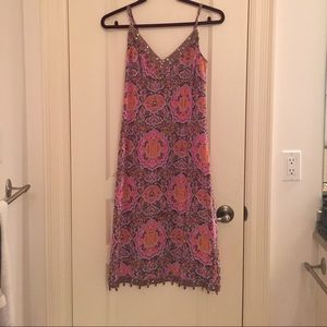 Plenty by Tracy Reese Silk Slip Dress Sz 6