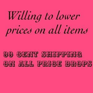 Any item!!