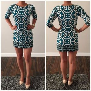 Like New Laundry by LA Abstract Dress