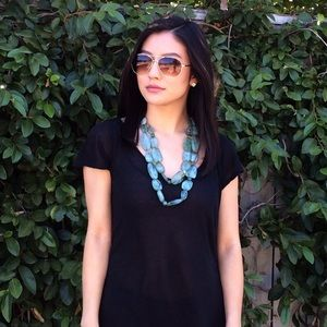 Jade Green Necklace
