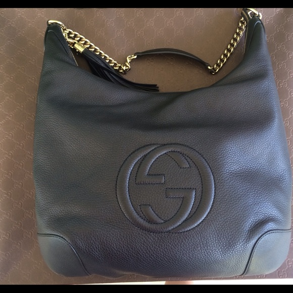 3c879114a Gucci Soho Chain Hobo Bags | Stanford Center for Opportunity Policy ...