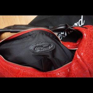 "Lola Bernard Bags - Lola Bernard ""Modena"" hobo style handbag"