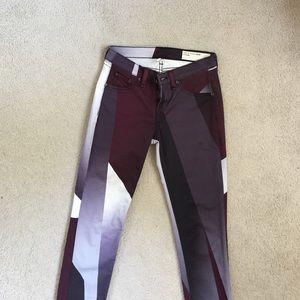 Rag and bone leggings size 24