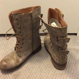 Bella Donna Harley Boots