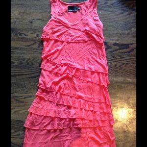 Cynthia Rowley Ruffled Dress