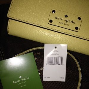 Kate Spade Crossbody Clutch