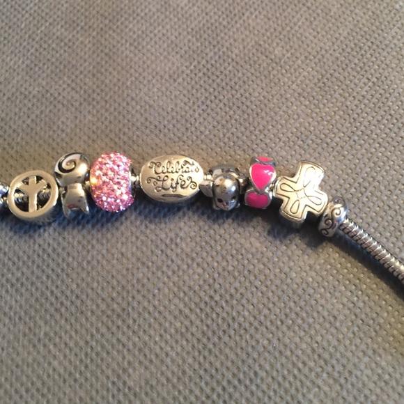 46 off hallmark jewelry hallmark stainless steel charms for Star hallmark on jewelry