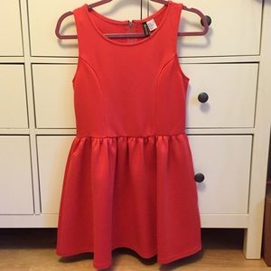 H&M Dresses & Skirts - Divided by H&M Red Flare Dress