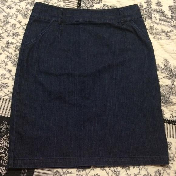 boden boden denim skirt from carol s closet on poshmark