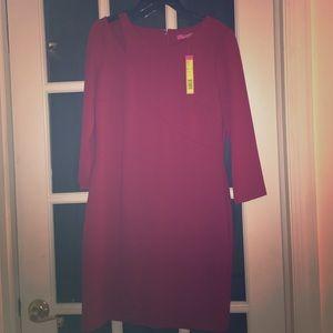 Sexy Red Catherine Maladrino dress