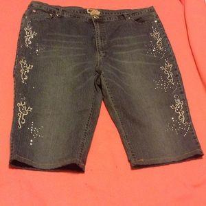 37% off Elite Jeans Pants - Plus size Romper from Deborah&39s closet