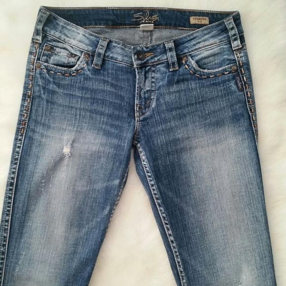 Silver Jeans Frances Flare - Jon Jean