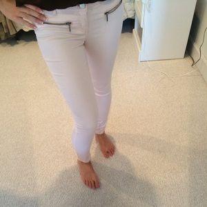 Pants - Skinny Light pink pants