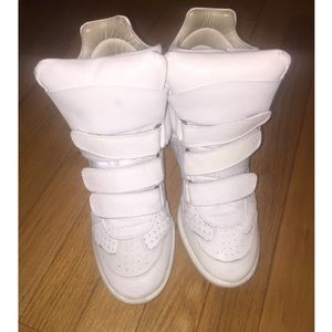 Pre-Owned Isabel Marant Wedge Sneakers