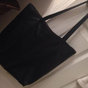 BCBGeneration Handbags - BCBG tote purse with long straps