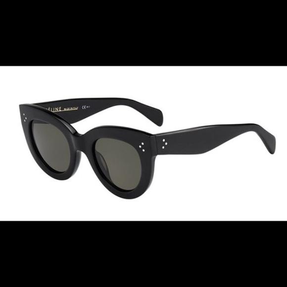 b41ce952f85 Celine Accessories - Celine Caty Cat Eye Sunglasses