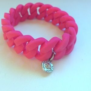 Marc by Marc Jacobs pink bracelet