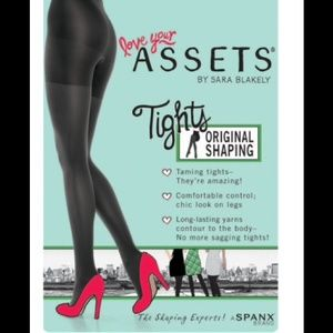 NWOT spanx tights