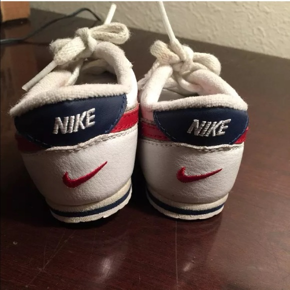 342204dbb01 Vintage Nike Cortez TODDLER 4 swoosh. M 557fc50d986c423e0d0000df