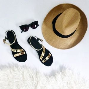 Bamboo jelly sandals 8