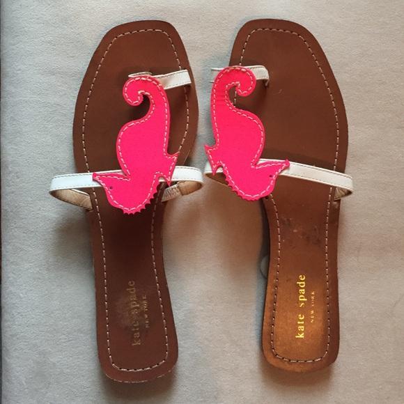 d676b0452 kate spade Shoes - Kate spade seahorse sandals